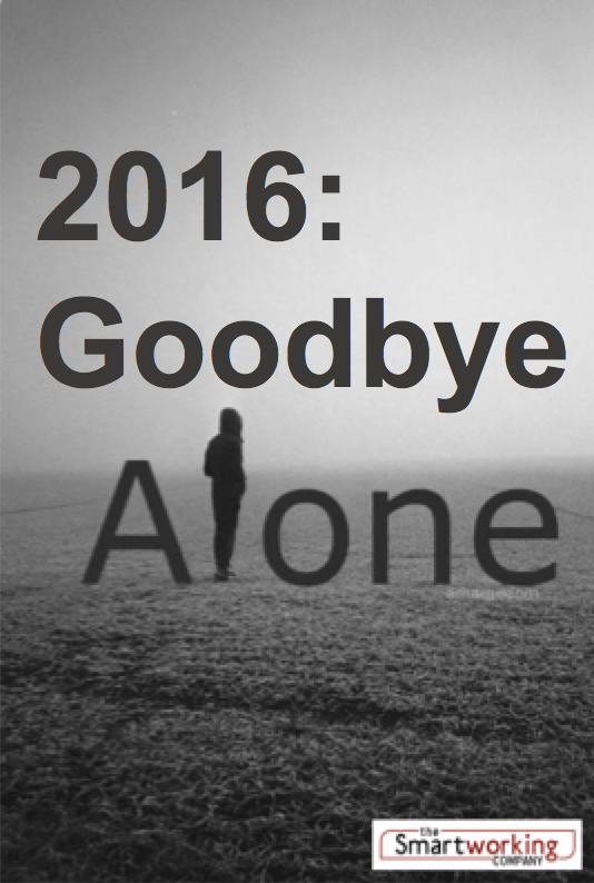 goodbye alone