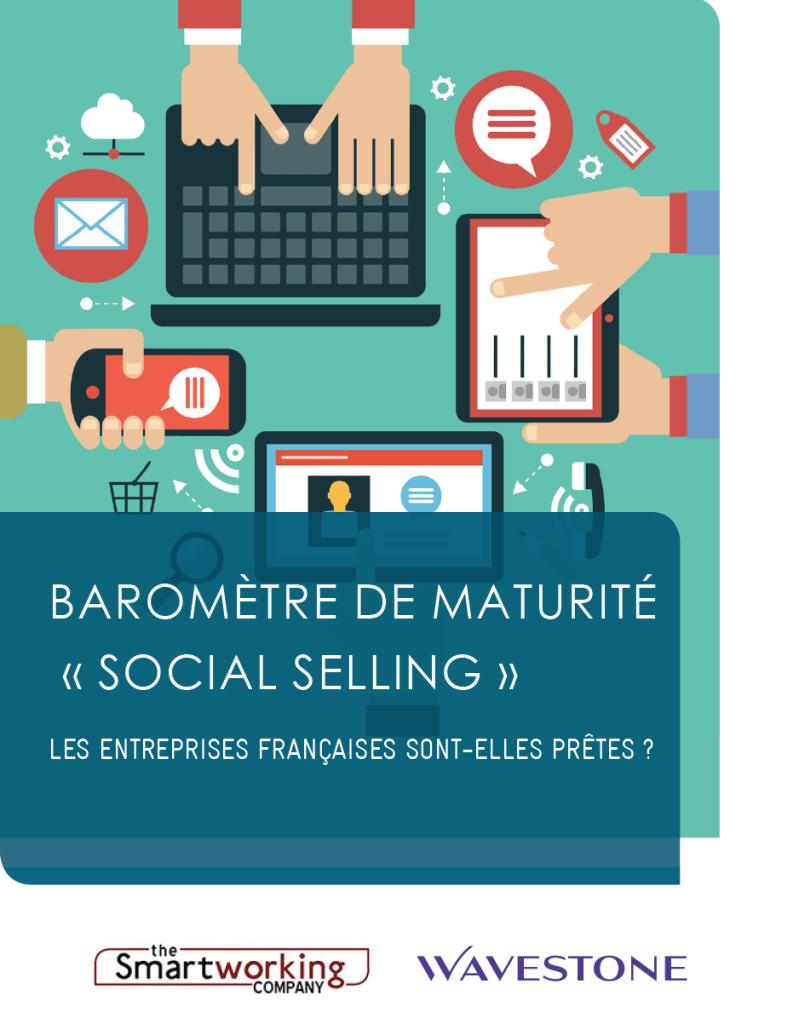 baromètre social selling