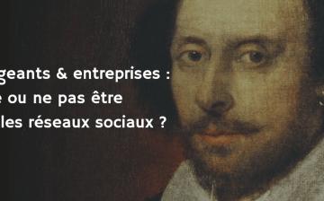 Questions réseaux sociaux