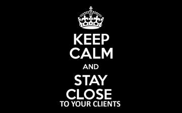 Restez proches de vos clients