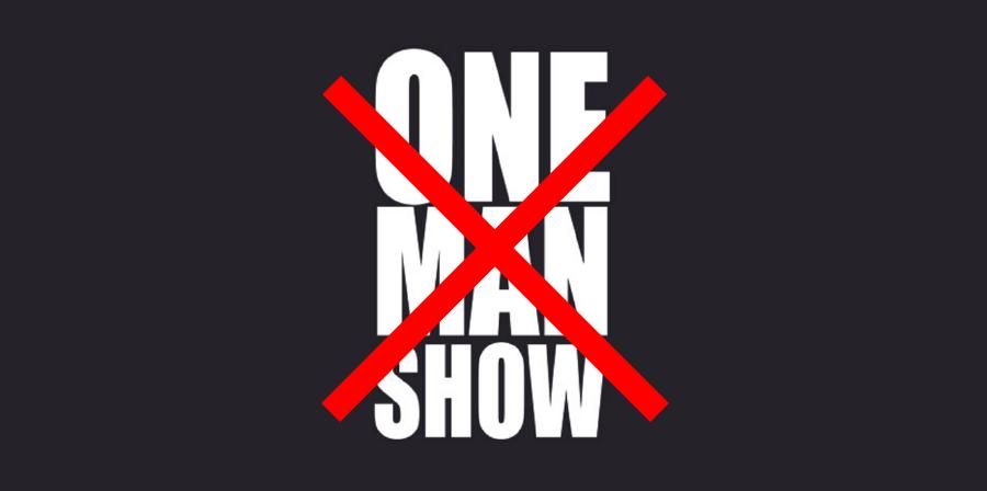 le Social Selling n'est pas un One Man Show