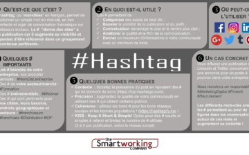 Le Hastag - #