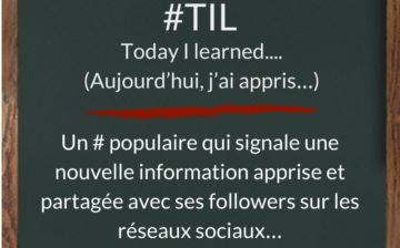 #TIL définition #SmartTapas